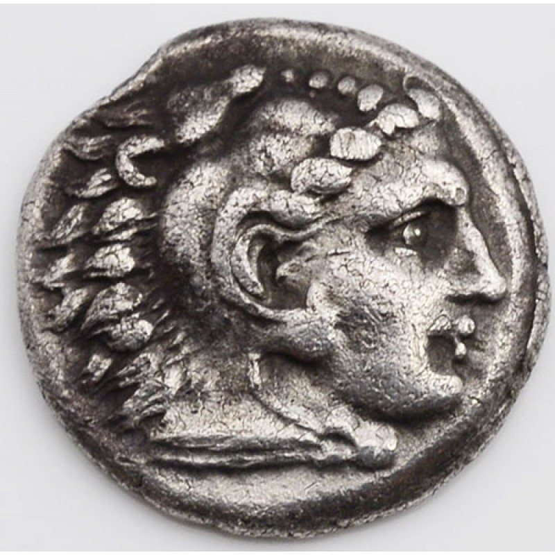 Ancient Greek Alexander the Great 336-323 B.C. Silver ...