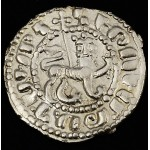 HIGH GRADE ARMENIAN SILVER TRAM COIN OF KING HETOUM I A.D. 1226-1270
