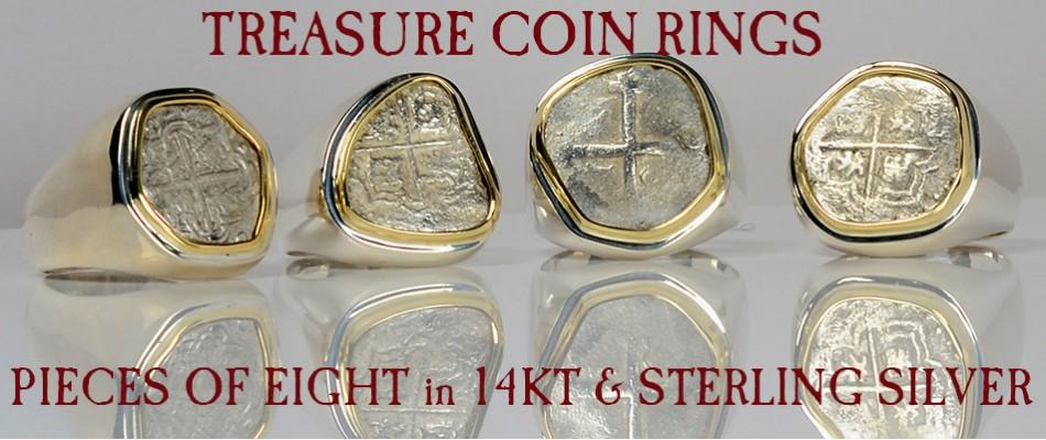 Pieces of 8 Treasure