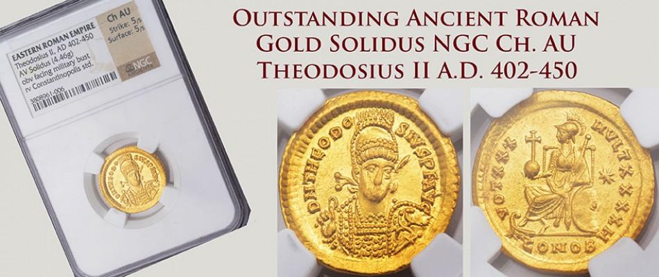 NGC THeodosius Gold