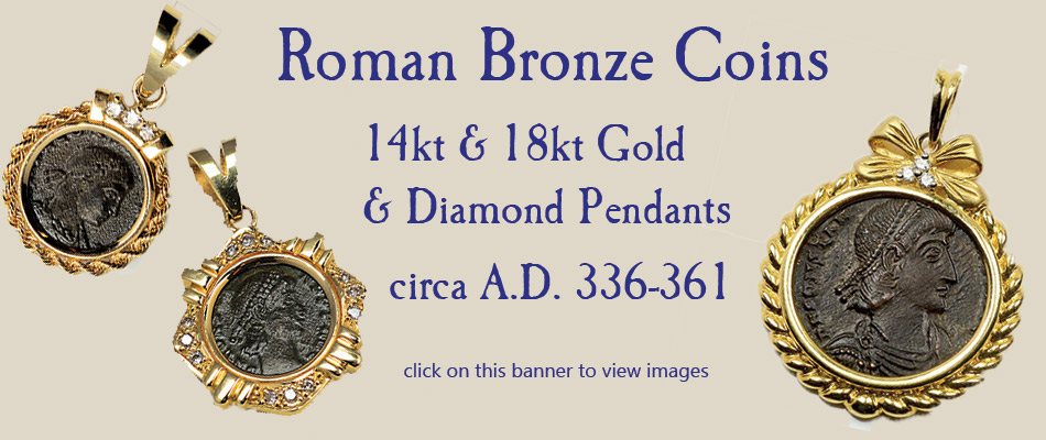 Roman Bronze Diamond